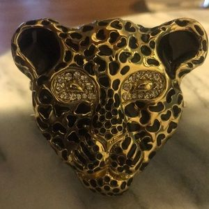 Jewelry - Leopard Face Cuff